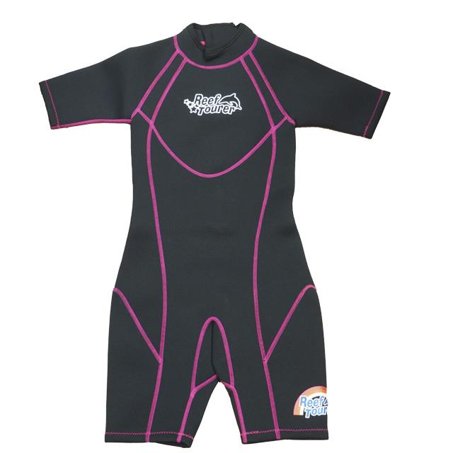 子供用ウェットスーツ REEFTOURER(リーフツアラー)RW1Jスプリング【お買い得】