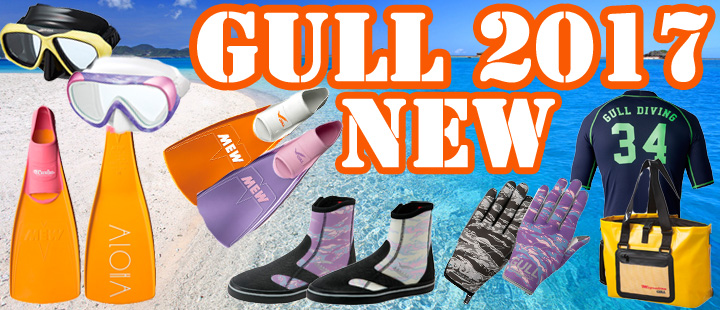 GULLガル2017 NEW