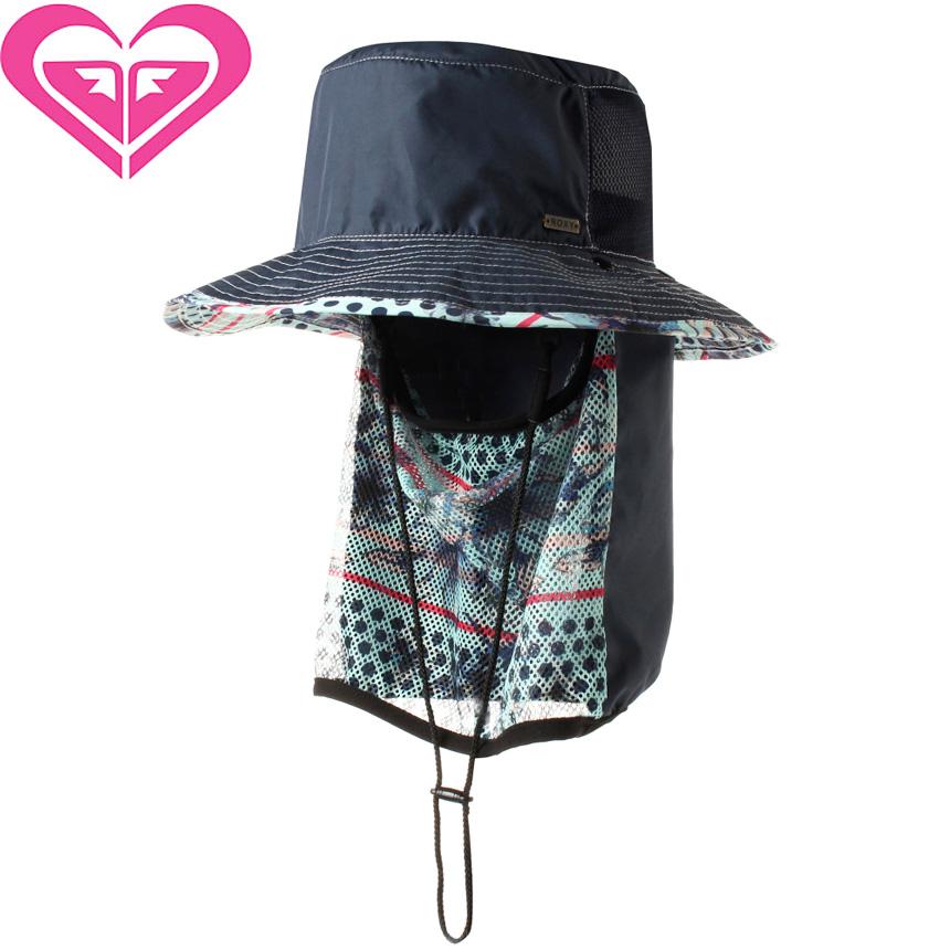 大人用帽子日よけ対策ROXY(ロキシー)サーフハットレディースRSA181754